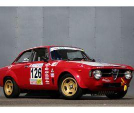 ALFA ROMEO GT 1300 JUNIOR FIA CLASS CT 12