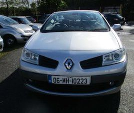 06 RENAULT MEGANE 1.5 DSL CONVERTABLE LOW MLS NCT FOR SALE IN WEXFORD FOR €1800 ON DONEDEA