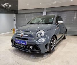 ABARTH 500 1.4 595 TURISMO 3D 162 BHP FREE DELIVERY TO YOUR DOOR