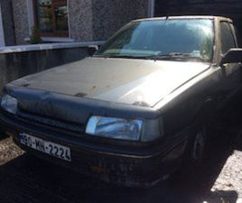 RARE 1990 RENAULT 21 1.9 DIESEL FOR SALE IN MEATH FOR €1 ON DONEDEAL