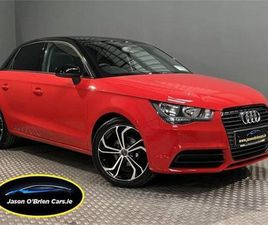AUDI A1 1.2 TFSI 86 4DR SPORTBACK FOR SALE IN CORK FOR €11,950 ON DONEDEAL