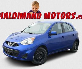 USED 2017 NISSAN MICRA S