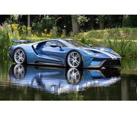 FORD GT UK SUPPLIED 3.5 2DR