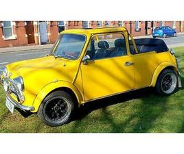 AUSTIN MINI CONVERTIBLE PX SWAP MOTORCYCLE CAR BOAT ANYTHING CONSIDERED