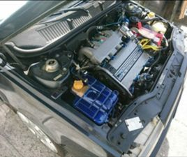 FIAT TIPO SEDICIVALVOLE 2.0 16V - R$ 37.000