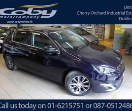 2015 PEUGEOT 308 1.2L PETROL FROM COBY MOTOR COMPANY - CARSIRELAND.IE