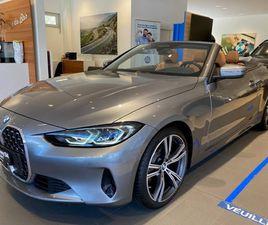 BMW 420I CABRIO SAG