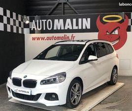 BMW SERIE 2 GRAN TOURER 218D XDRIVE 150CH M SPORT