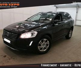 VOLVO XC60 D3 150CH MOMENTUM BUSINESS GEARTRONIC
