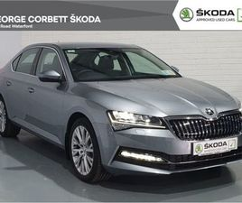 SKODA SUPERB STYLE 1.4TSI 218HP IV 4DR AUTO (FROM FOR SALE IN WATERFORD FOR €39,995 ON DON