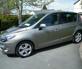 RENAULT SCENIC, 2010 FOR SALE IN MEATH FOR €4,250 ON DONEDEAL