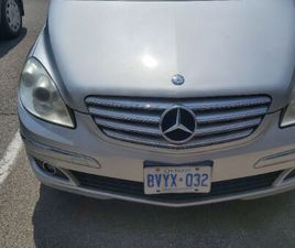 2009 MERCEDES BENZ B200 | CARS & TRUCKS | ST. CATHARINES | KIJIJI
