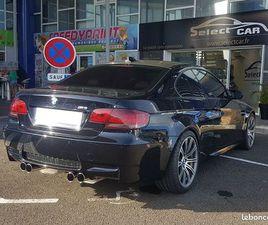 BMW M3 (E92) V8 420CV BVA DKG – 64.000KM ETAT EXCEPTIONNEL (CRÉDIT POSSIBLE)