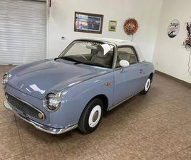 1991 NISSAN FIGARO CONVERTIBLE CLUB COUPE