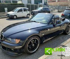 BMW Z3 CABRIO 1.9 16V CAT ROADSTER DEL 1998 USATA A CHIVASSO