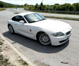 BMW Z4 COUPE SCHALTER, GARAGEN- UND SOMMERFAHRZEUG