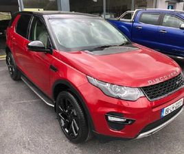 LAND ROVER DISCOVERY SPORT HSE SD4 190PS AUTO 4WD FOR SALE IN WICKLOW FOR €28,950 ON DONED