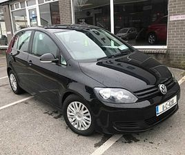 VOLKSWAGEN GOLF PLUS TRENDLINE 1.6 TDI BLUEMOTION FOR SALE IN KERRY FOR €5,550 ON DONEDEAL