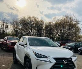 USED 2017 LEXUS NX 200T ALL IN PRICED CERTIFIED ONE OWNER LUXURY IMPORT