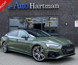 AUDI A5 SPORTBACK 40 TFSI S EDITION COMPETITION LASER, PAN
