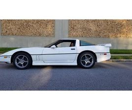FOR SALE: 1989 CHEVROLET CORVETTE IN LINTHICUM, MARYLAND