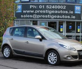RENAULT SCENIC, 2011 FOR SALE IN DUBLIN FOR €4,950 ON DONEDEAL