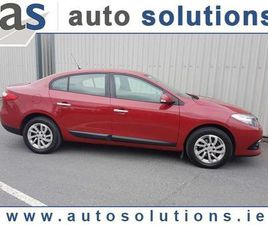 2013 RENAULT FLUENCE 1.5L DIESEL FROM AUTO SOLUTIONS - CARSIRELAND.IE