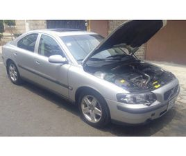 VOLVO S60 2.4 T5 5VEL MT