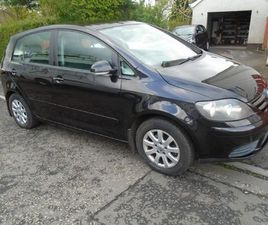 VOLKSWAGEN GOLF PLUS 1.4 LUNA 5DR
