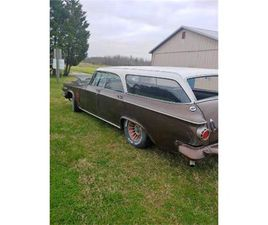 FOR SALE: 1963 CHRYSLER NEW YORKER IN CADILLAC, MICHIGAN