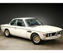 BMW CS 3.0 CSI DE 1973 À VENDRE