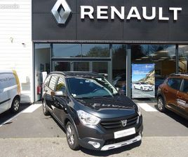 DACIA LODGY STEPWAY DCI 110 7 PLACES