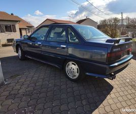 RENAULT 21 2.0L TURBO QUADRA - 1992 - 168 000KMS