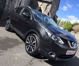 NISSAN QASHQAI, 2016, TOP SPEC TEKNA, LEATHER, NAV FOR SALE IN DUBLIN FOR €UNDEFINED ON DO