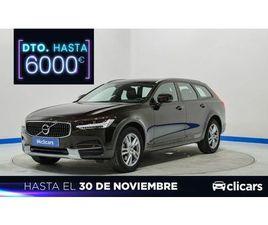 VOLVO V90 CROSS COUNTRY 2.0 D4 AWD AUTO FAMILIAR DE SEGUNDA MANO EN MADRID | AUTOCASION