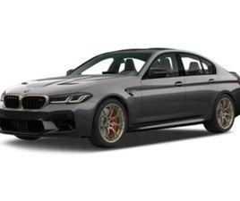 BMW M5 CS 635 CH BVA8 - 4 PORTES