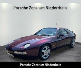 PORSCHE 928 GTS TOPZUSTAND TOLLE HISTORIE 74TKM ELSD SHZ