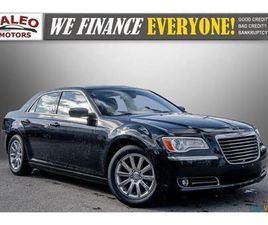 USED 2014 CHRYSLER 300 LEATHER / BACK UP CAM / HEATED STEATS / PANO ROOF
