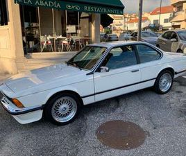 BMW 635 SERIE 6 E24 COUPÉ GTRAC