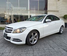 MERCEDES-BENZ CLASE C 1.6 180 CGI COUPE AT