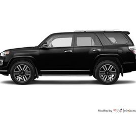 2018 TOYOTA 4RUNNER LIMITED 4WD, LEATH, ROOF, NAVIGATION, 7PASS   CARS & TRUCKS   ST. CATH