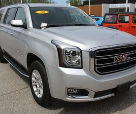 SILVER COLOR 2020 GMC YUKON XL SLT FOR SALE IN ERIE, PA 16509. VIN IS 1GKS2GKC9LR244933. M