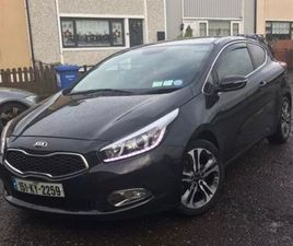 KIA CEED PRO 1.6 EX DIESEL FOR SALE IN CORK FOR €11,500 ON DONEDEAL