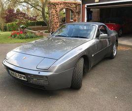 PORSCHE 944 TURB0 CBLT 1991