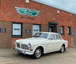 1966 VOLVO AMAZON 122 S WITH OVERDRIVE FSH DATING BACK TO 1967 !!!