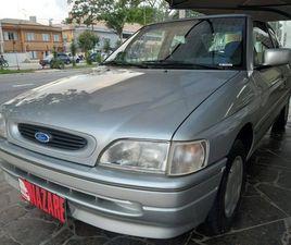 FORD ESCORT 1996/1996 1.6 GL 8V GASOLINA 2P MANUAL