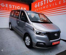 HYUNDAI H1 TRAVEL 2.5 CRDI 125KW 170CV TECNO AUTO 5P.