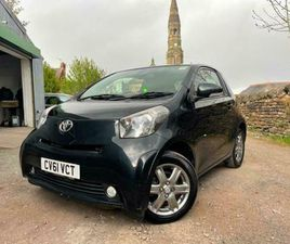 TOYOTA IQ JUST 17,000 MILES LOVELY SERVICE HISTORY!