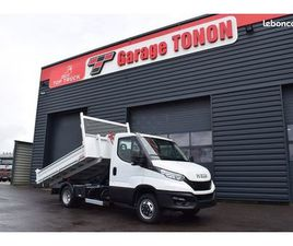 IVECO DAILY 35-160 AMPLIROLL + BENNE