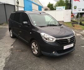 DACIA LODGY 1.5L DCI 7 PLACE 1ÉRE MAIN 2015